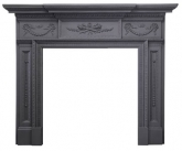 Stovax William IV Cast Iron Mantel